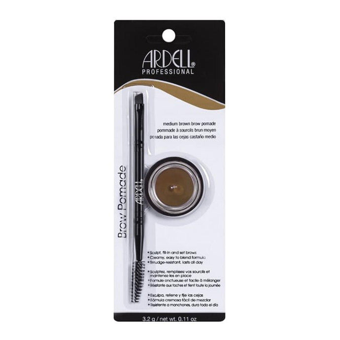 Ardell Brow Pomade - Medium Brown - Professional Salon Brands