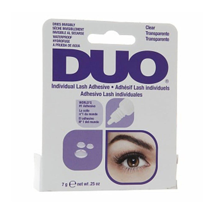 Ardell Duo Individual Lash Adhesive 7g - Clear - Professional Salon Brands