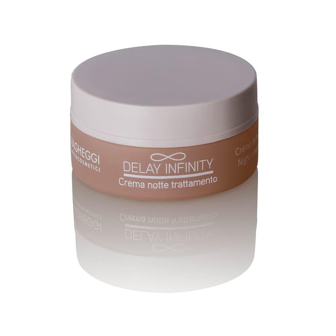 Vagheggi Delay Infinity Night Cream 50ml - Professional Salon Brands