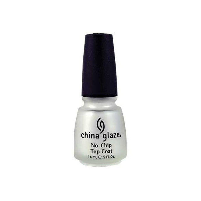 China Glaze No Chip Top Coat - Professional Salon Brands