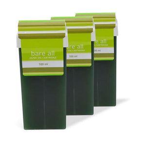 Bare All Strip Wax 100ml - Olive Oil - Professional Salon Brands