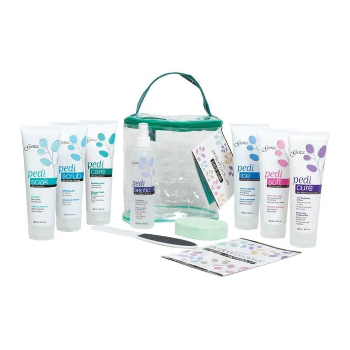 Gena Pedi Intro Kit - Professional Salon Brands