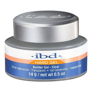 ibd Builder Gel 14g - Clear - Professional Salon Brands