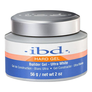 ibd Builder Gel 56g - ULra White - Professional Salon Brands