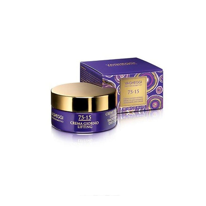 Vagheggi 75.15 Smoothing Day Cream 50ml - Professional Salon Brands