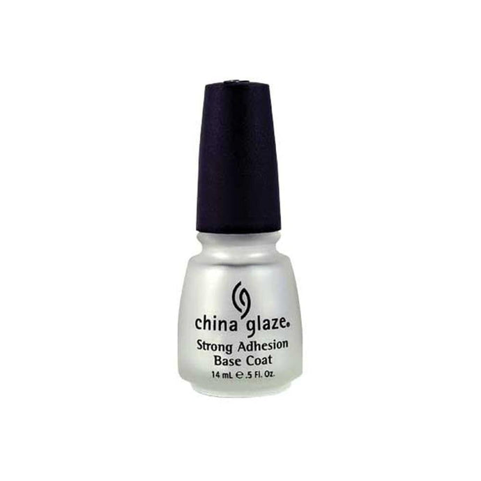 China Glaze Strong Adhesion Base Coat - Professional Salon Brands