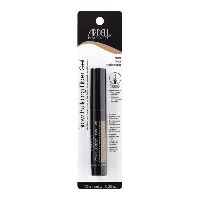 Ardell Brow Building Fibre Gel - Taupe - Professional Salon Brands