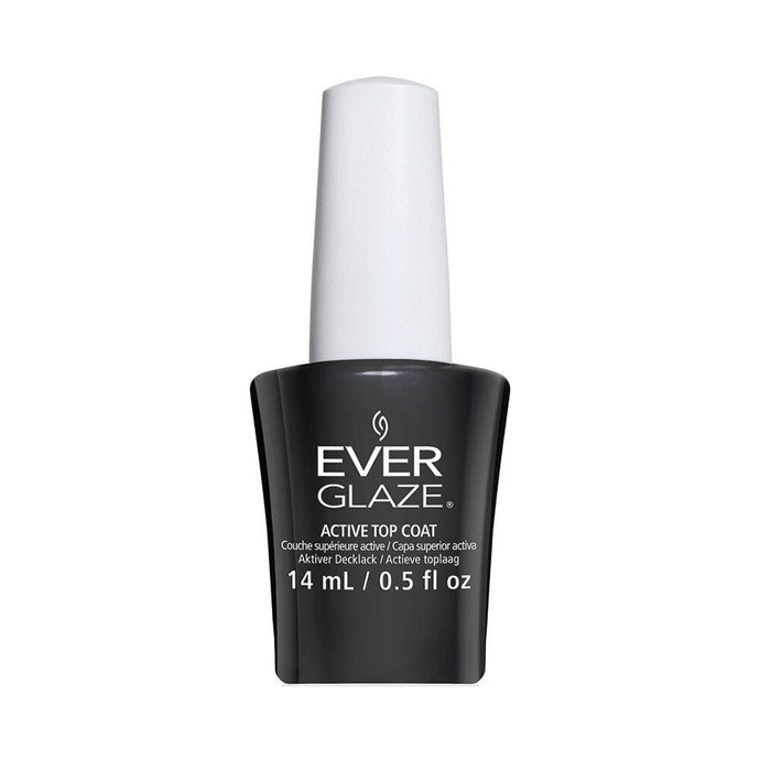 China Glaze Everglaze Top Coat 14ml - Professional Salon Brands