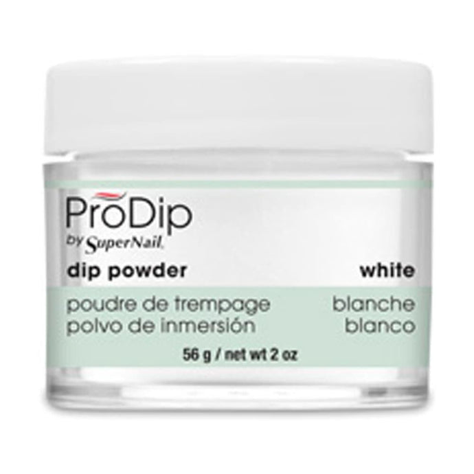ProDip Acrylic Powder 56g - White - Professional Salon Brands