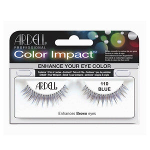 Ardell Lashes Color Impact Blue - Professional Salon Brands