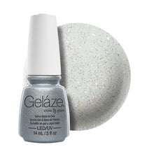 Load image into Gallery viewer, China Glaze Gelaze Gel & Base 14ml - Fairy Dust - Professional Salon Brands