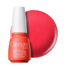 Load image into Gallery viewer, China Glaze Gelaze Gel & Base 14ml - Surfin' For Boys - Professional Salon Brands