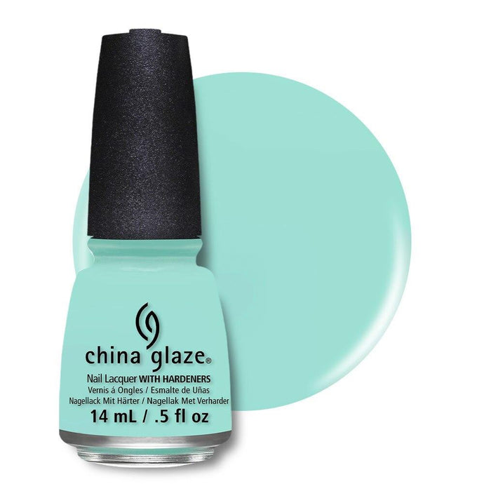 China Glaze Nail Lacquer 14ml - At Vase Value - Professional Salon Brands