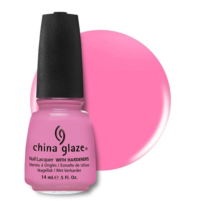 China Glaze Nail Lacquer 14ml - Dance Baby - Professional Salon Brands