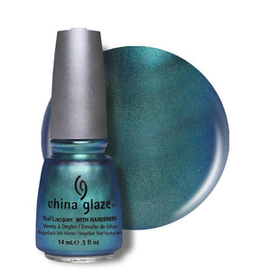 China Glaze Nail Lacquer 14ml - Deviantly Daring - Professional Salon Brands