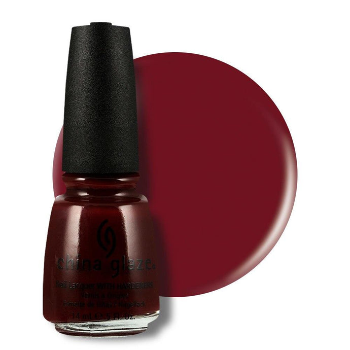 China Glaze Nail Lacquer 14ml - Drastic - Professional Salon Brands