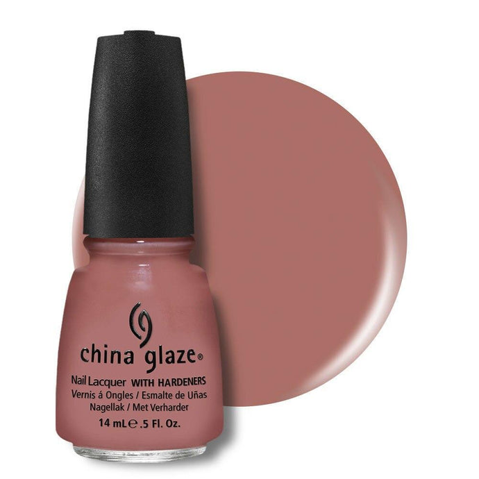 China Glaze Nail Lacquer 14ml - Dress Me Up - Professional Salon Brands