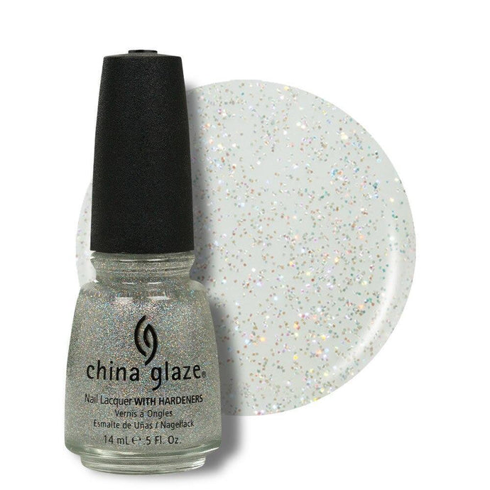 China Glaze Nail Lacquer 14ml - Fairy Dust - Professional Salon Brands