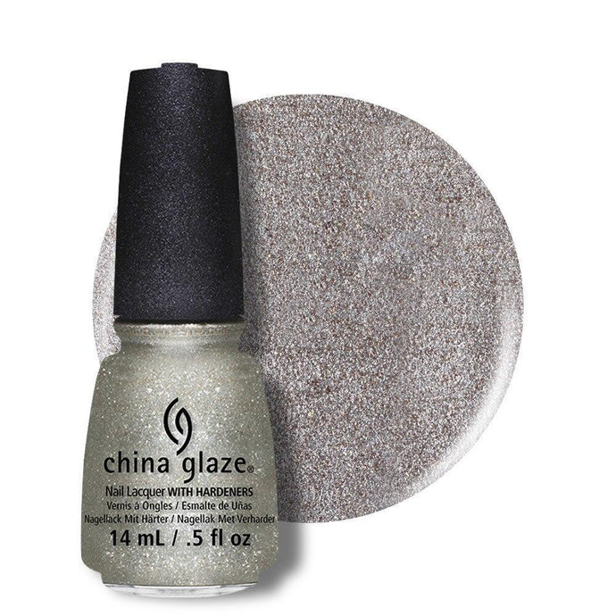 China Glaze Nail Lacquer 14ml - Gossip Over Gimlets - Professional Salon Brands