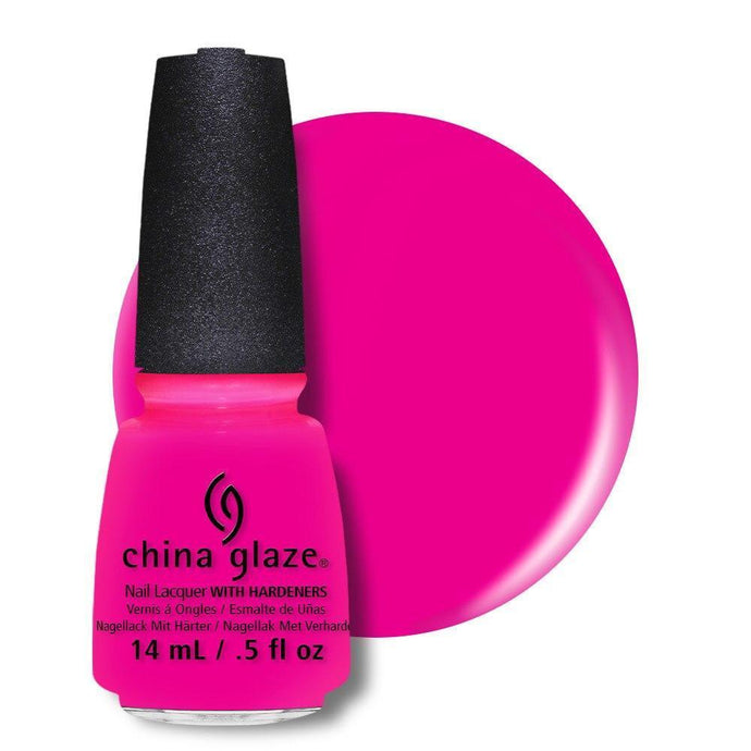 China Glaze Nail Lacquer 14ml - Heat Index - Professional Salon Brands