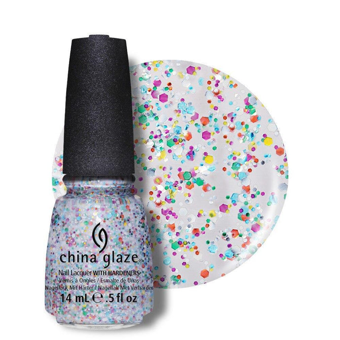 China Glaze Nail Lacquer 14ml - It's a Trap-Eze! - Professional Salon Brands