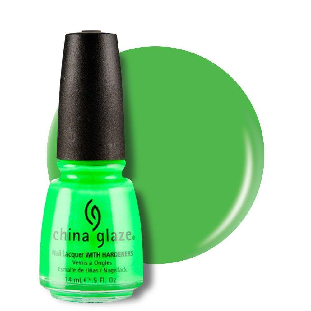 China Glaze Nail Lacquer 14ml - Kiwi Cool-ada - Professional Salon Brands