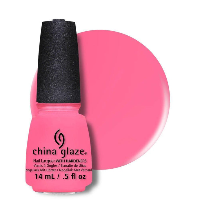 China Glaze Nail Lacquer 14ml - Neon & On & On - Professional Salon Brands