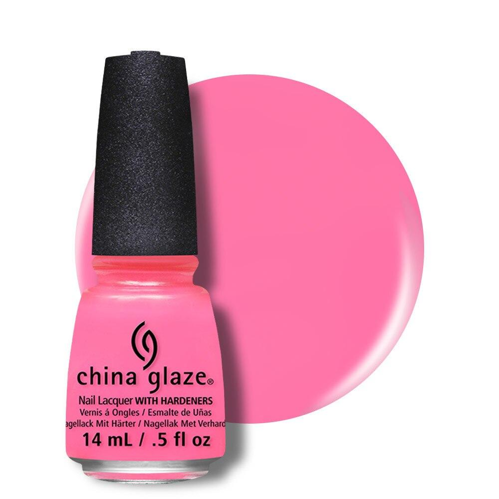 China Glaze Nail Lacquer 14ml - Peonies ParkAve - Professional Salon Brands