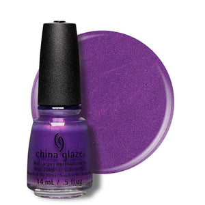 China Glaze Nail Lacquer 14ml - Seas And Greetings - Professional Salon Brands