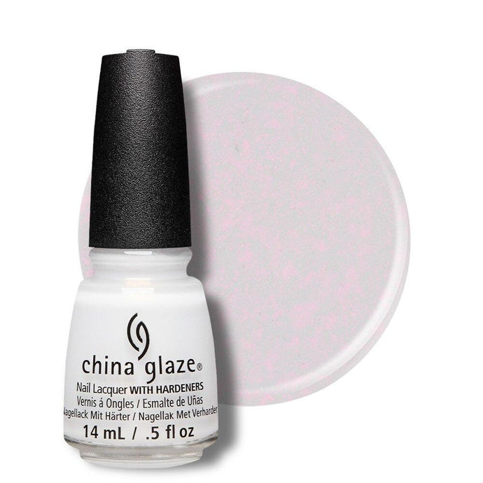 China Glaze Nail Lacquer 14ml - Snow Way! - Professional Salon Brands