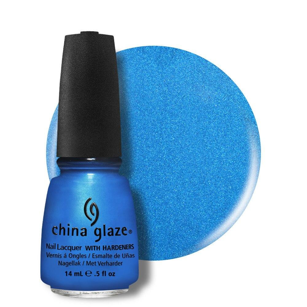 China Glaze Nail Lacquer 14ml - Splish Splash - Professional Salon Brands