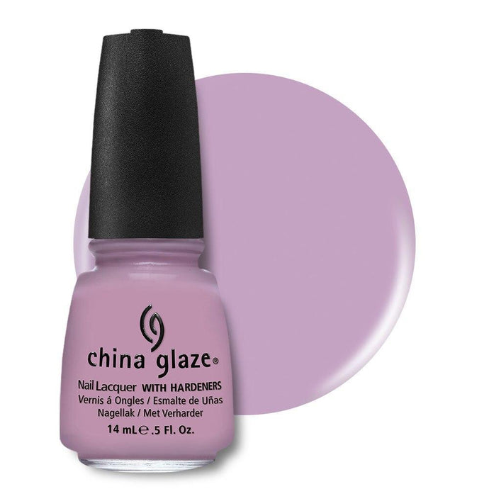 China Glaze Nail Lacquer 14ml - Sweet Hook - Professional Salon Brands