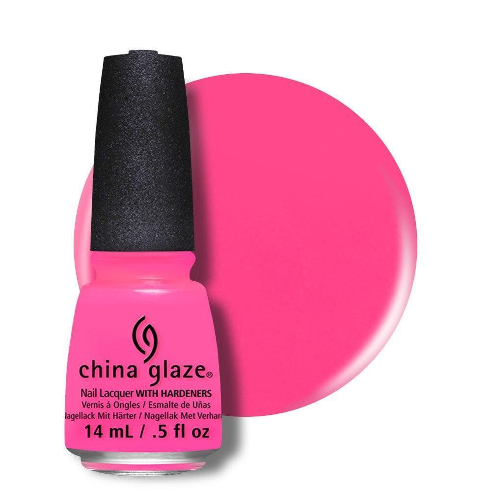 China Glaze Nail Lacquer 14ml - Thistle Do Nicely - Professional Salon Brands