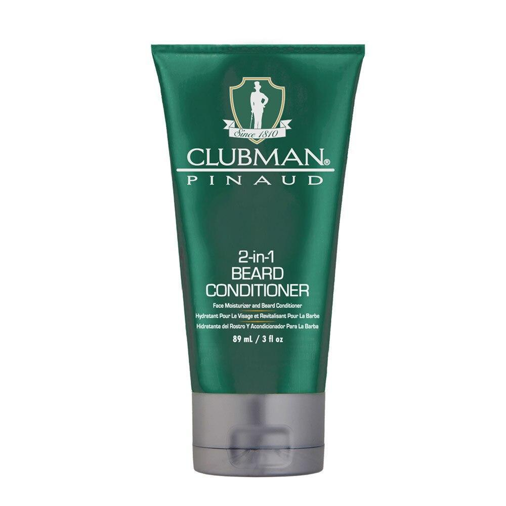 Clubman Pinaud 2-in-1 Beard Conditioner 89ml - Professional Salon Brands