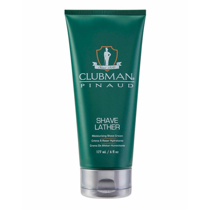 Clubman Pinaud Shave Lather 177ml - Professional Salon Brands
