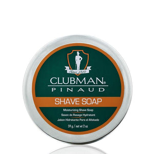 Clubman Pinaud Shave Soap 59g - Professional Salon Brands