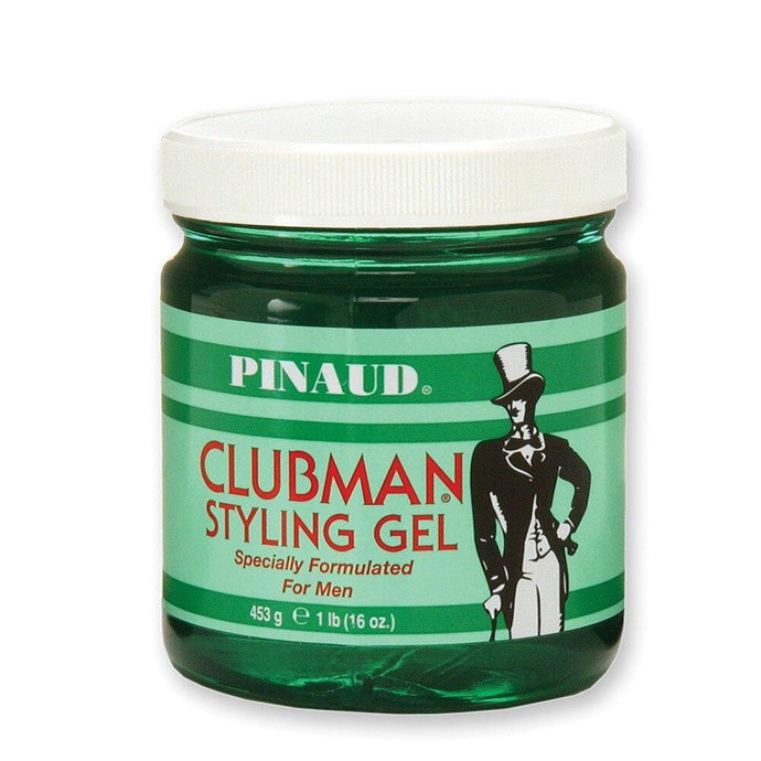 Clubman Pinaud Styling Gel 453g - Professional Salon Brands