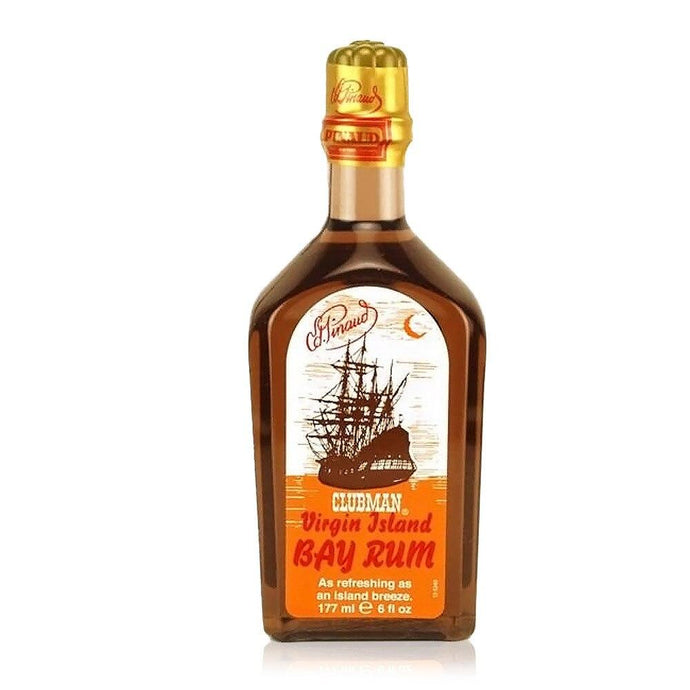 Clubman Pinaud Bay Rum After Shave 177ml - Professional Salon Brands