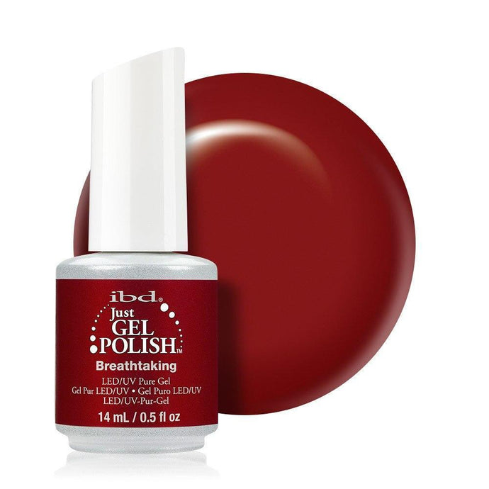 ibd Just Gel Polish 14ml - Breathtaking - Professional Salon Brands