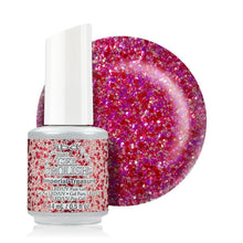 Load image into Gallery viewer, ibd Just Gel Polish 14ml - Imperial Treasure (Glitter) - Professional Salon Brands