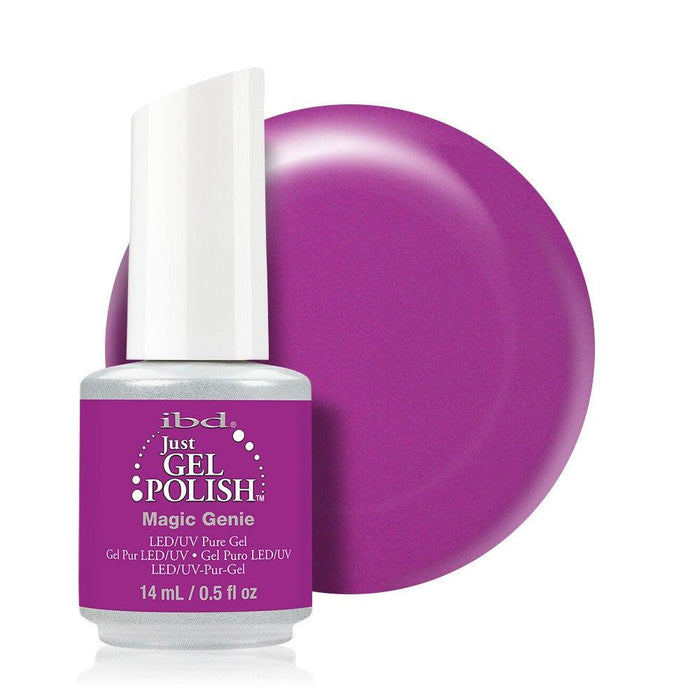 ibd Just Gel Polish 14ml - Magic Genie - Professional Salon Brands