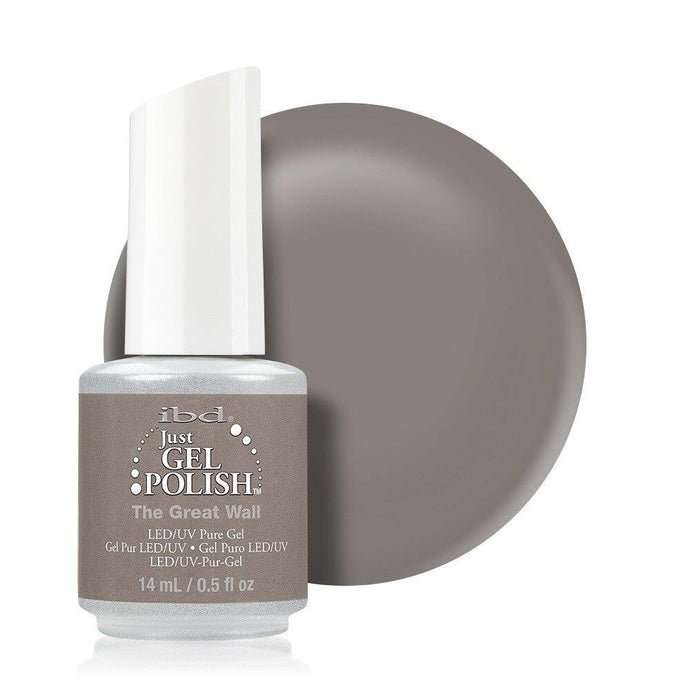 ibd Just Gel Polish 14ml - The Great Wall - Professional Salon Brands