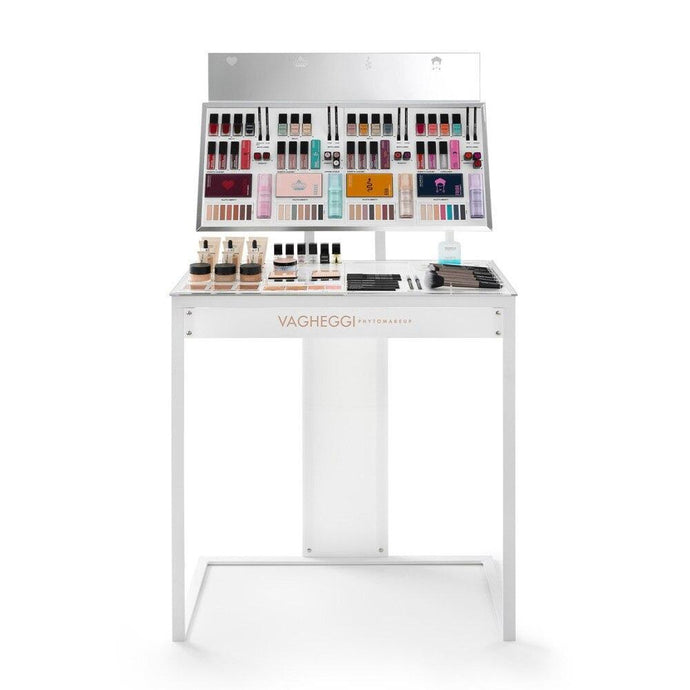 Vagheggi Phytomakeup Make Up Floor Display - Professional Salon Brands