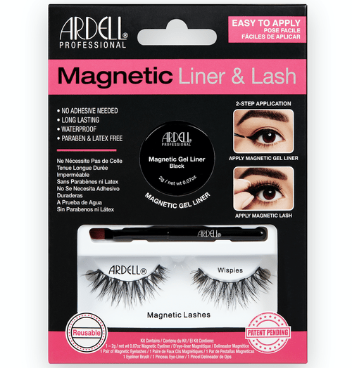 Ardell Magnetic Lash & Liner - Wispies - Professional Salon Brands