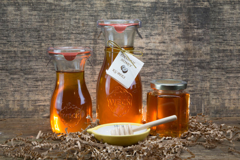 Coconut Infused Honey
