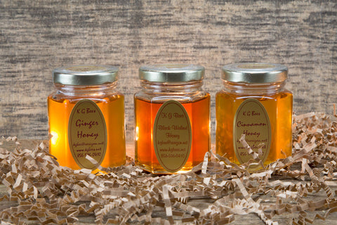"12oz ""Create Your Own"" Infused Honey Sampler"