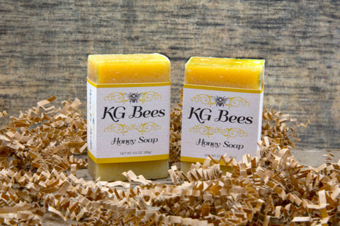 KG Bee Honey Soap