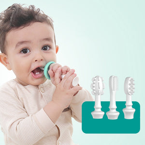 Kido 3 Phase™ Training Toothbrush.
