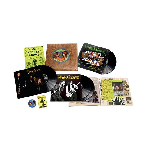 Shake Your Money Maker Super Deluxe 4LP Box Set