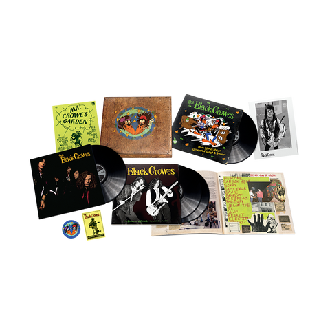 Shake Your Money Maker Super Deluxe Limited Edition 4LP Box Set